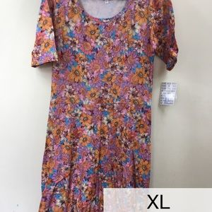 XL - Lularoe Ana - NWT
